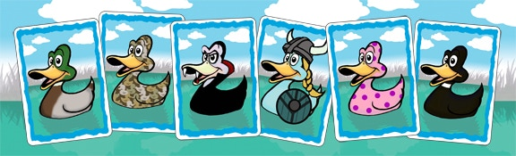 Sitting Ducks Deluxe will have all new ducks!