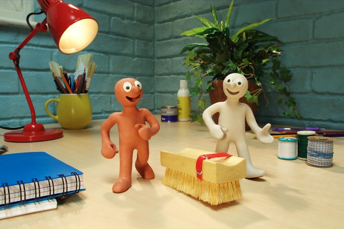 A brand new series of Morph episodes, brought to you by Aardman, the creators of Wallace & Gromit.