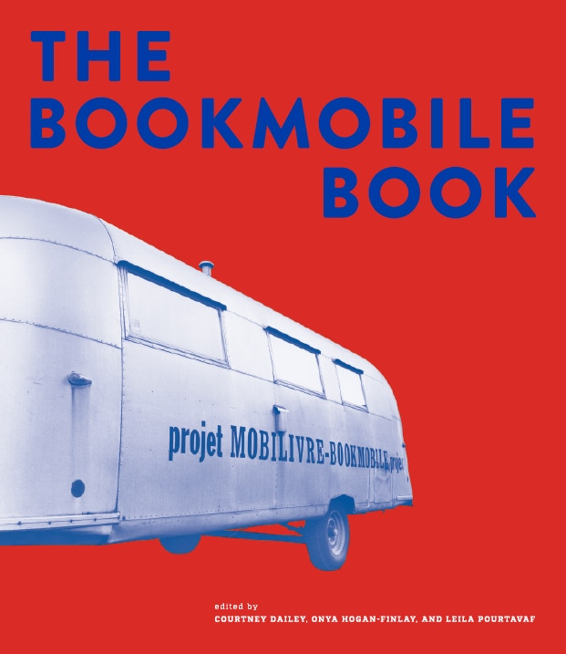 A book about the 2001-2005 projet MOBILIVRE BOOKMOBILE project, a touring exhibition of artist books and zines.