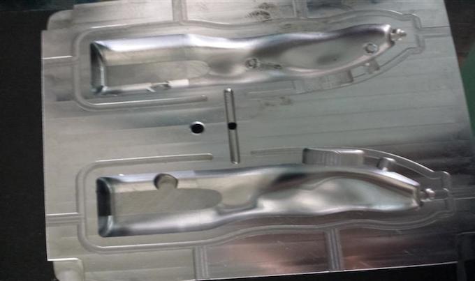 Finalizing Solderdoodle Pro mold