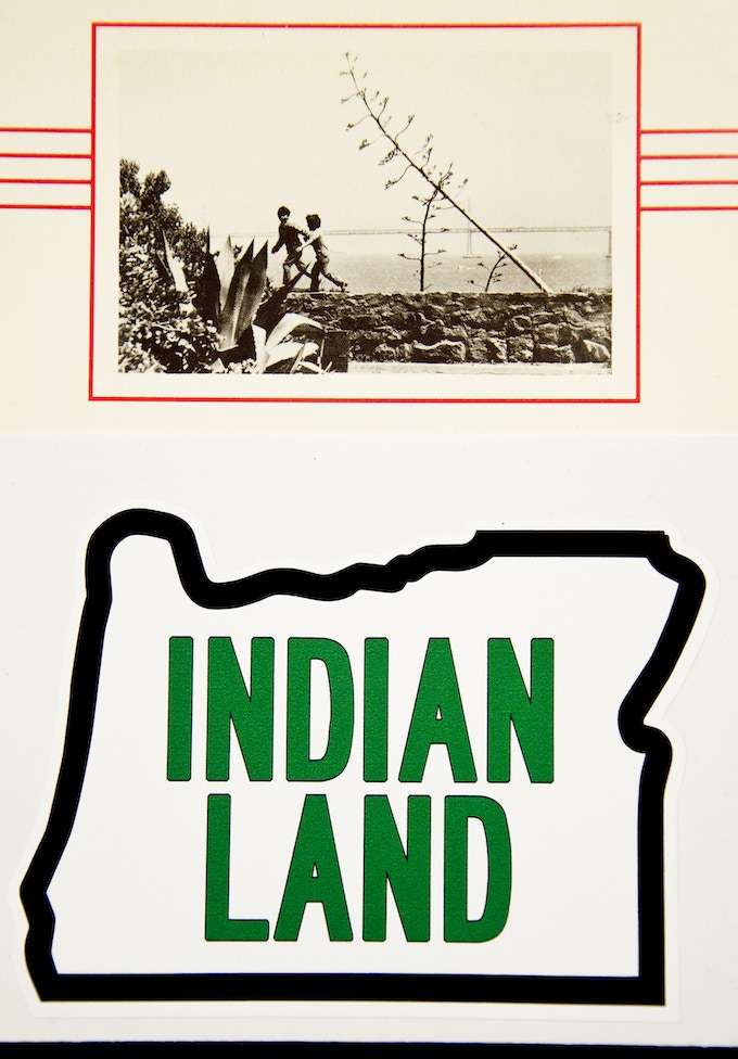 INDIAN LAND sticker - Part of our sticker package.