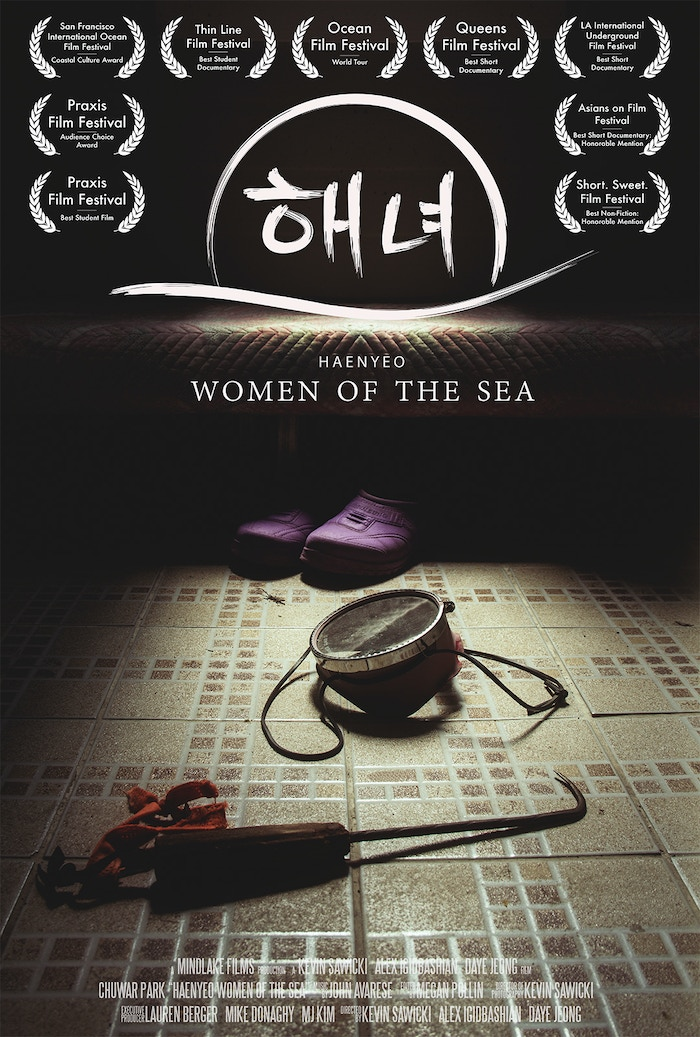 An intimate portrait of the women free-divers of Jeju Island, South Korea.
