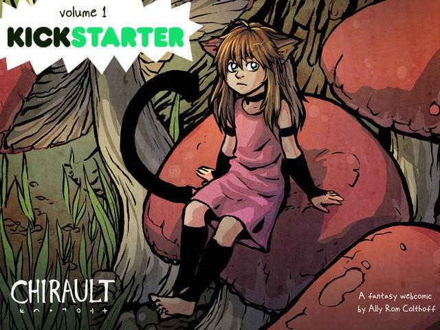Printing an epic fantasy graphic novel!