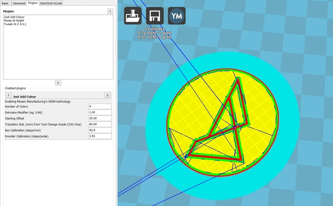 Bonus: If you use Cura, you can process using our plugin!