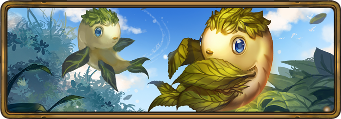 Leaflings are some of the more bright and cheerful Spirits.