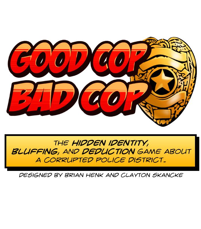 Good Cop Bad Cop by Overworld Games — Kickstarter