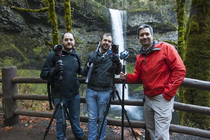360 Labs CoFounders Matt Rowell, Brad Gill, & Thomas Hayden