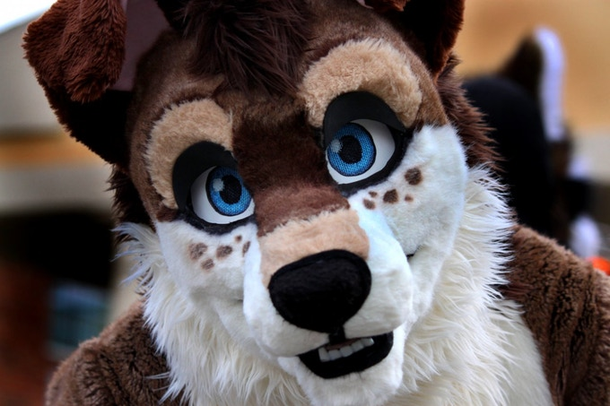 Fursuiting is one of many ways individuals can participate in the furry community.