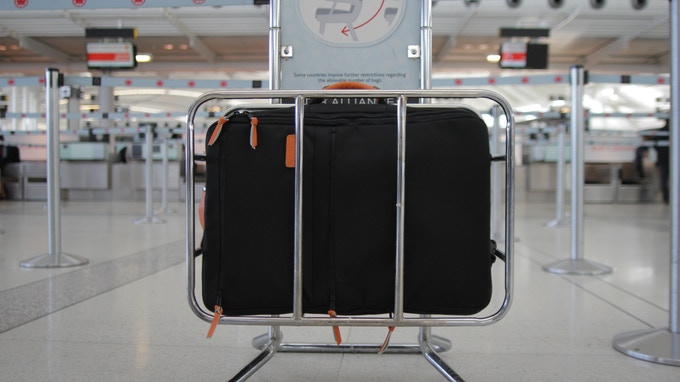 Designed to meet airline baggage policies for carry-on limits. SOLO will help you save up to $50 per round trip flight.