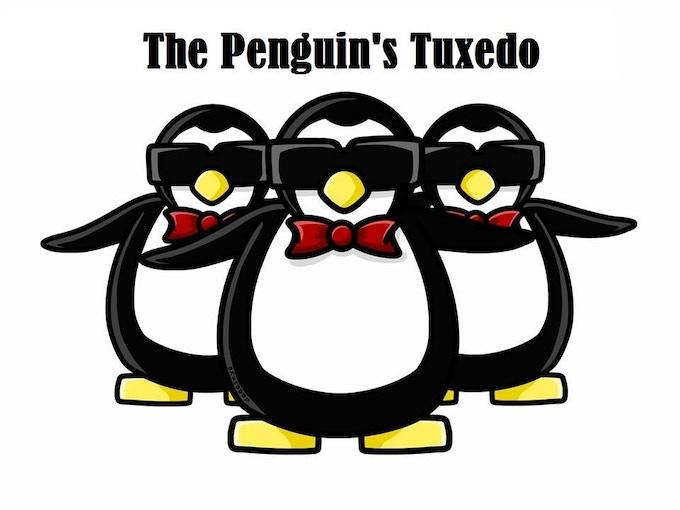 The Penguin's Tuxedo : Nairn's Youth Street Band