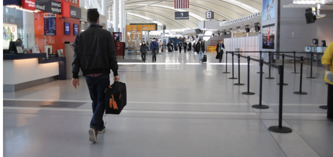 Being carry-on sized, SOLO will help you breeze through airports and security checkpoints