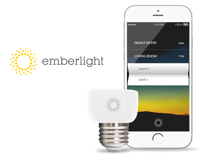 Mold Your Lights Around Life Control Any Dimmable Bulb With Existing Wifi And