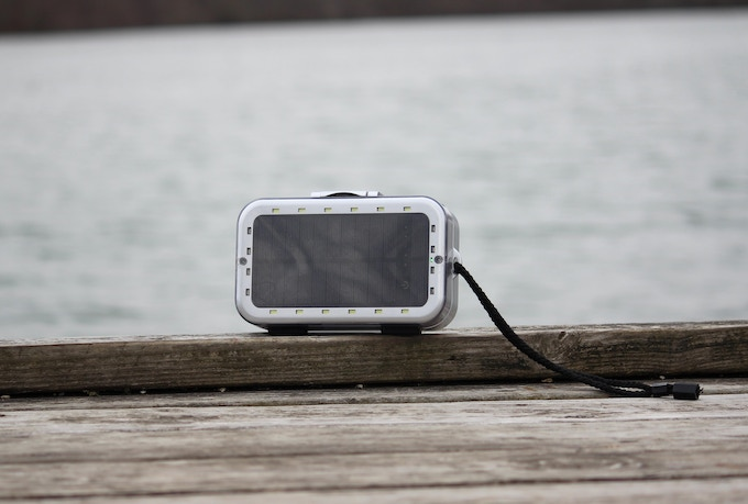 The Beacon is at Home on the Water and on the Trail