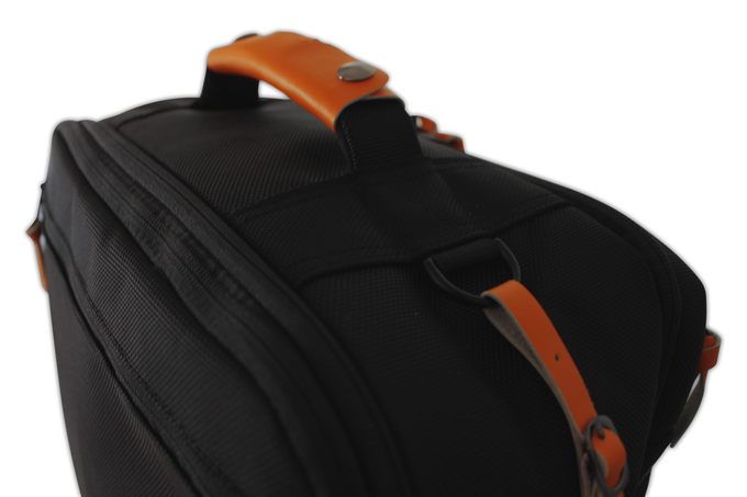 SOLO is made with premium luggage components