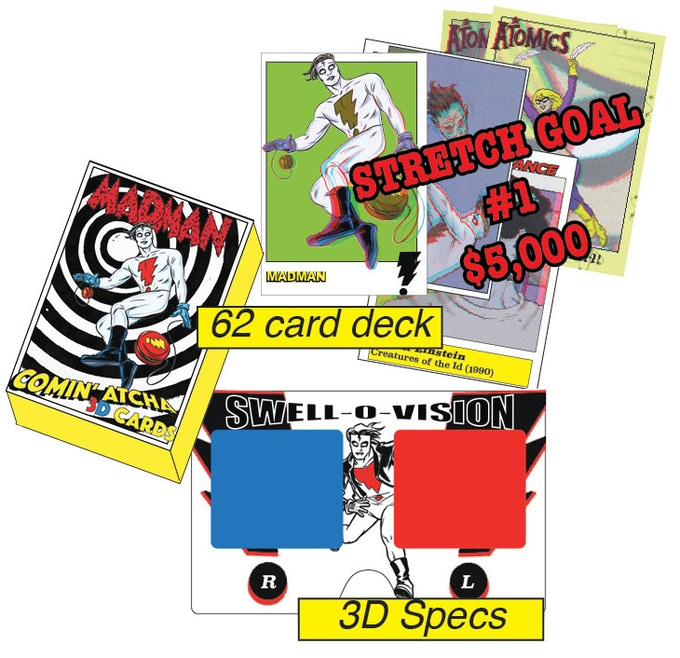 $5,000 gets us more cards for the main deck!
