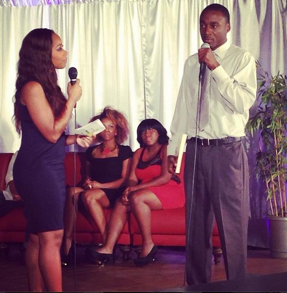 5 Sur5: Talk Show Promoting Black On Black Love