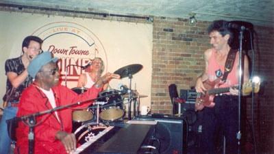 The Kendall Wall Band w/Lovie Lee