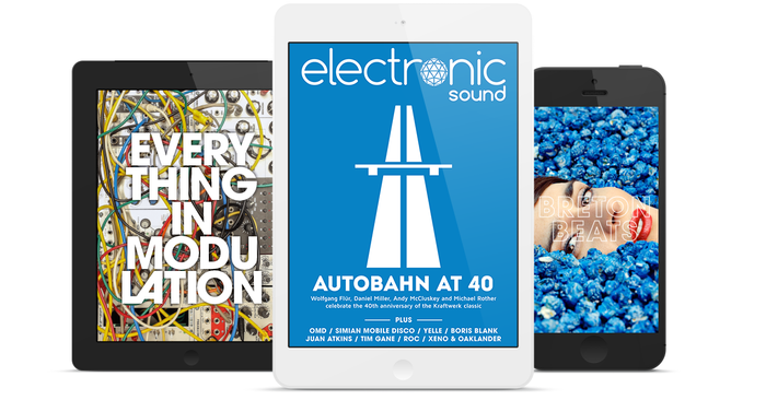 Electronic Sound - the interactive digital magazine for the very best in electronic music