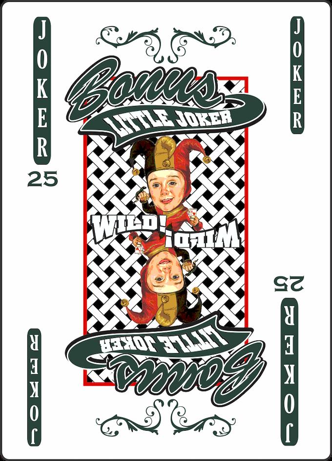 "Bonus ""Little Joker"" is an exclusive that will be part of Canasta Clásico decks."