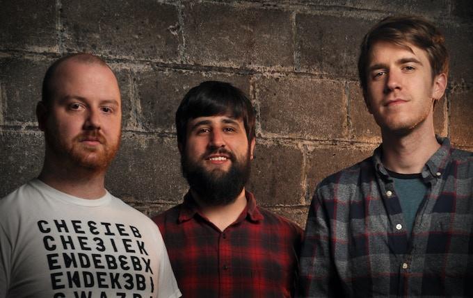 Alex Smith, Phil Pucci, and David Scanlon of Melt