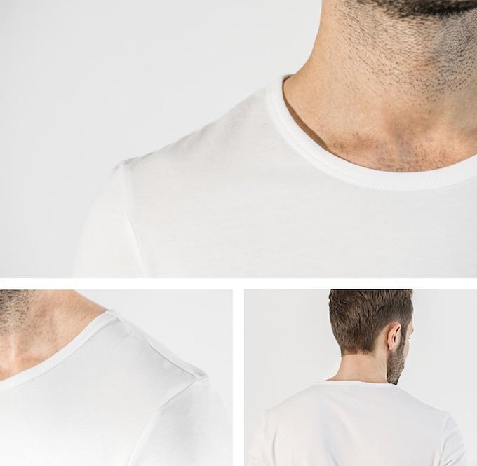 The ASKET T-shirt By ASKET —Kickstarter