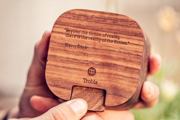 Personalized Trobla Reward - you choose what you want engraved