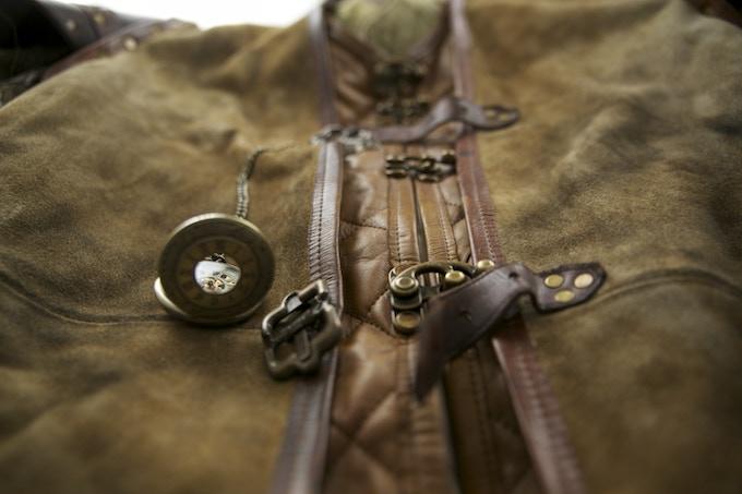 Calcas' Jerkin and Pocket Watch