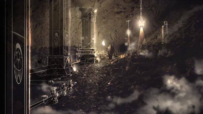 Giant Chamber from Teaser