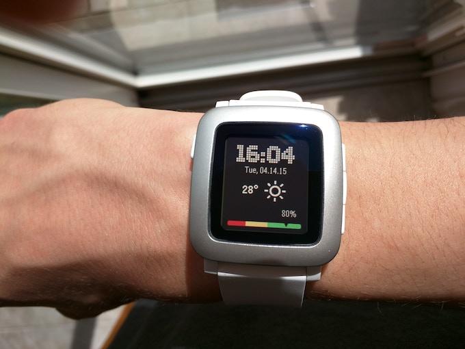 TimeDock Custom Watchface for Backers