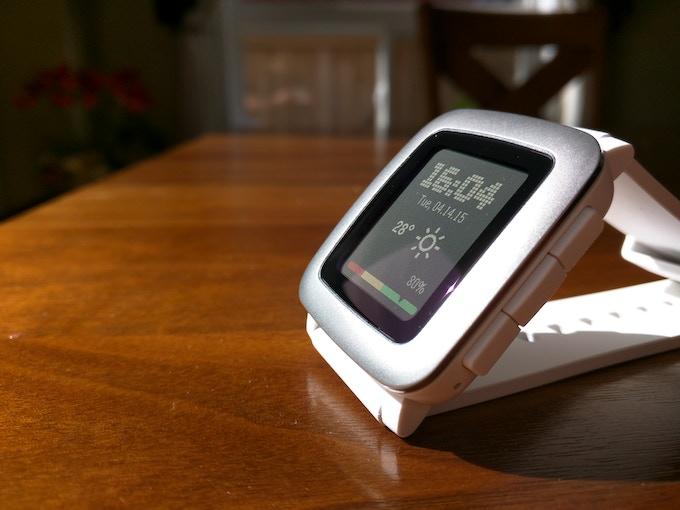 TimeDock Custom Watchface
