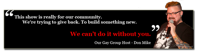 Our Gay Group Quality Online Programming For The Gay Man