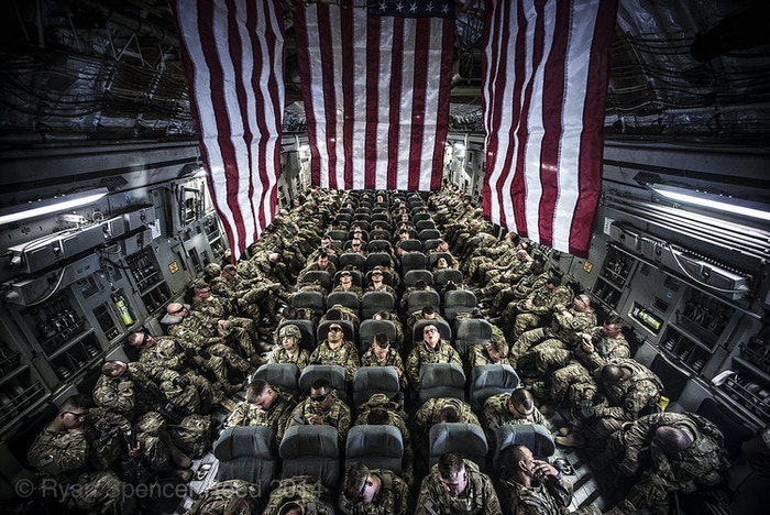 Photographer Ryan Spencer Reed chronicled the modern-day Band of Brothers' final deployment in Afghanistan.