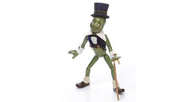 """9"""" Talking Cricket, a charming addition with Pinocchio or Geppetto"""