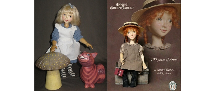 .Alice in Wonderland  and  Anne of Green Gables