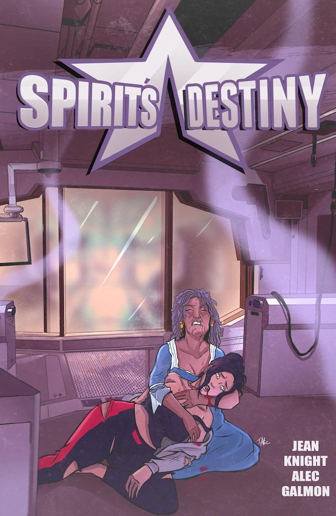 Spirit's Destiny Cover