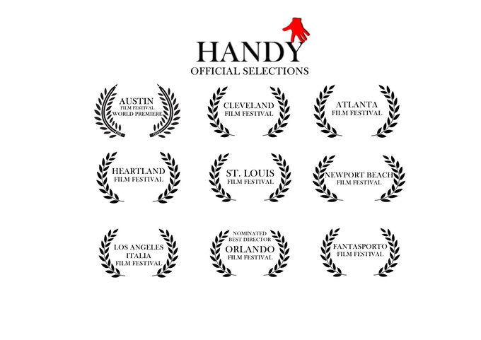 HANDY - starring FRANCO NERO  by Vincenzo Cosentino - Handy