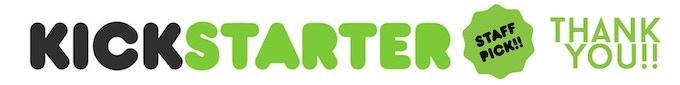 Kickstarter Staff Pick!