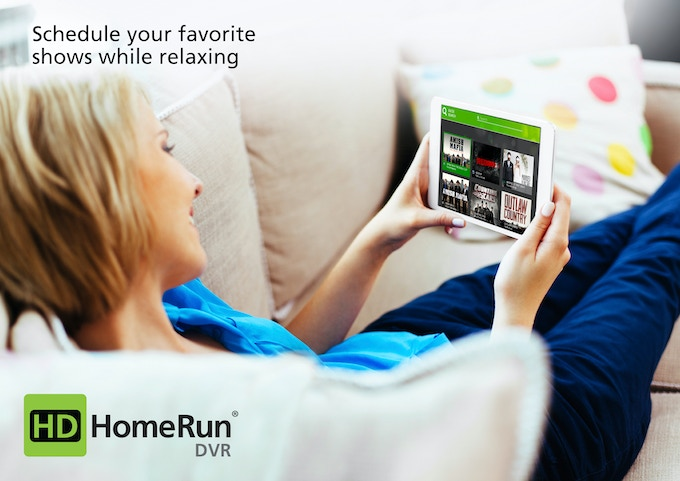 HDHomeRun DVR  The DVR re-imagined  by Nick Kelsey