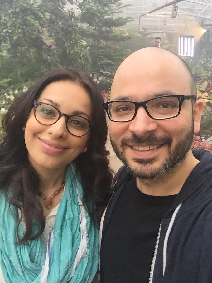The Directors, Sarah Kapoor and David-James Fernandes
