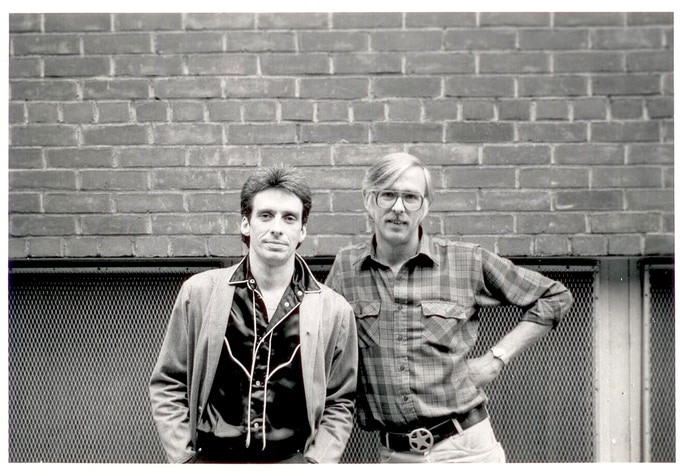 Gary Kendall and Cash Wall