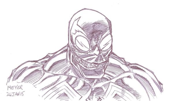Venom from SKETCH RAFFLE