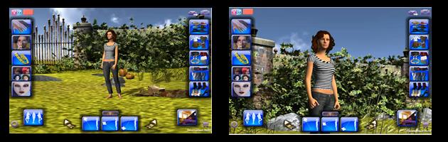Visageo screenshots with the Venue loaded!