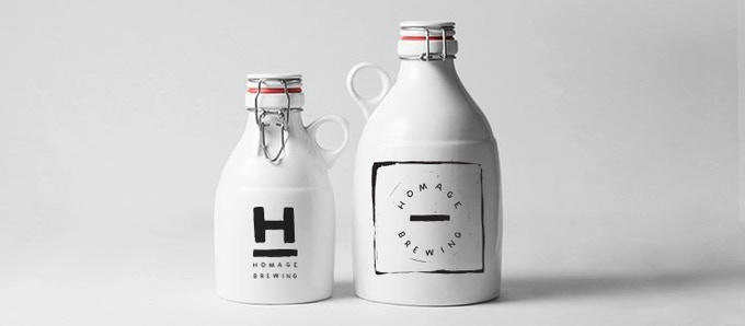 Homage Brewing By Matthew Amp Lauren Garcia Kickstarter