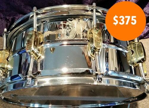 Beat Boogie Steel Snare Drum Reward