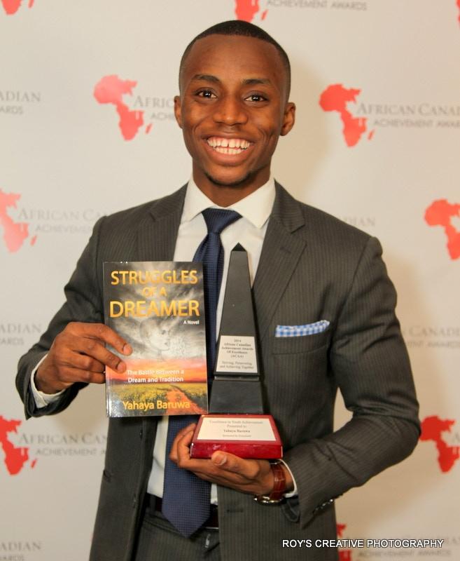 Yahaya Baruwa is an award-winning author