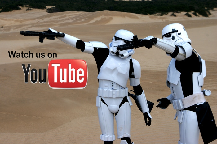 A short film following a Stormtrooper recon unit set in the Star Wars Universe