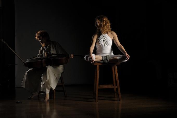 Rehearsal. Photo by Rodney Bursiel