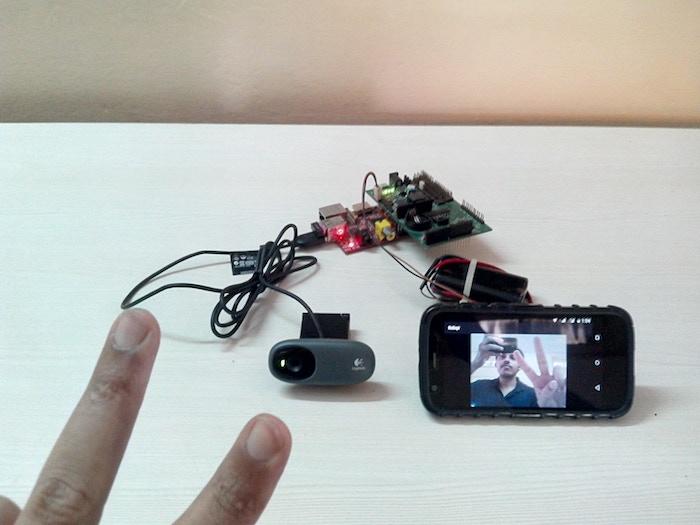 Wireless Camera (Battery Backed)