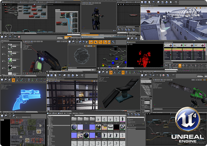 Red Awakening Is Powered by Unreal Engine 4