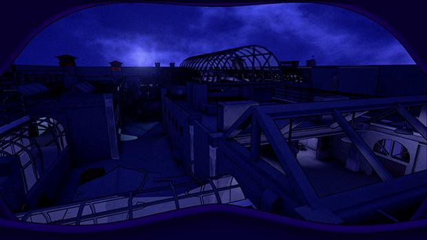 Asylum Rooftops